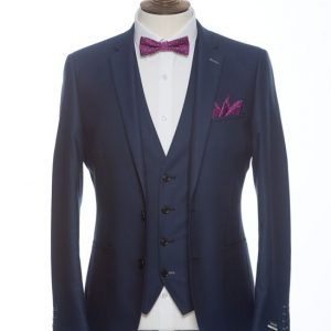 Remus Uomo, Blue 3-piece