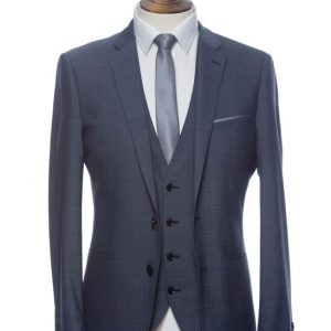 Remus Uomo, Grey 3-piece