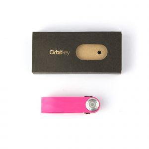 Orbitkey, Pink