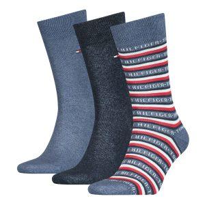Tommy Hilfiger 3 pack giftbox socks