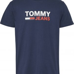 tommy Jeans Corp Tee
