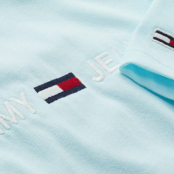 TJM Straight Logo Tee