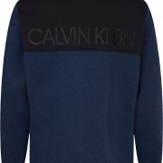 CK MIx Media Back Logo Jacket