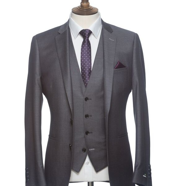 Remus Uomo, Grey 2-piece