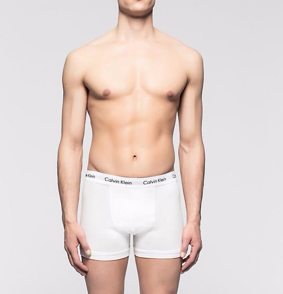 Calvin Klein, White/Grey/Black