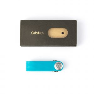 Orbitkey, Turquoise
