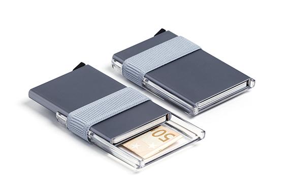 Secrid, Titanium/Silver