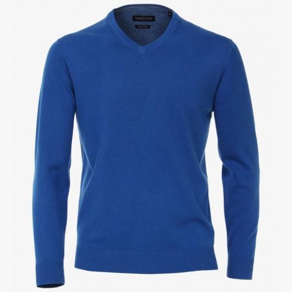 Casa Moda V neck Deep Dark Blue 168