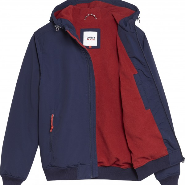 TJM Padded Nylon Jacket