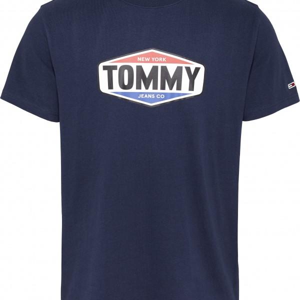 TJM Printed Tommy Tee