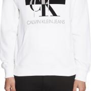 Ck White hoody