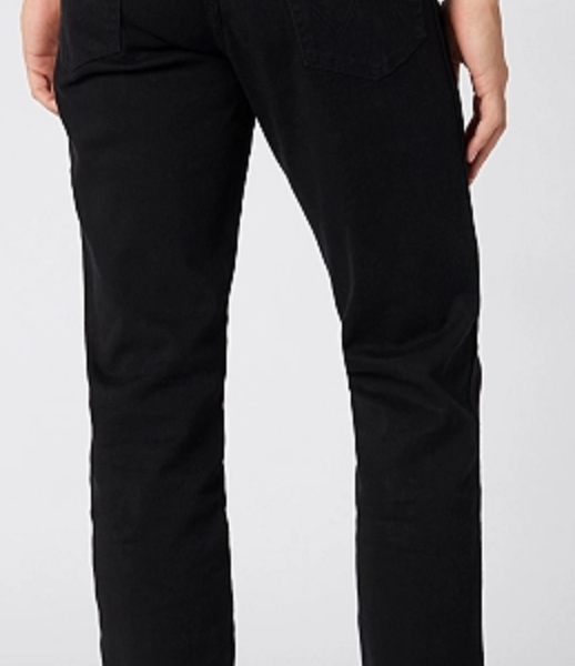 Wrangler Black Texas Stretch