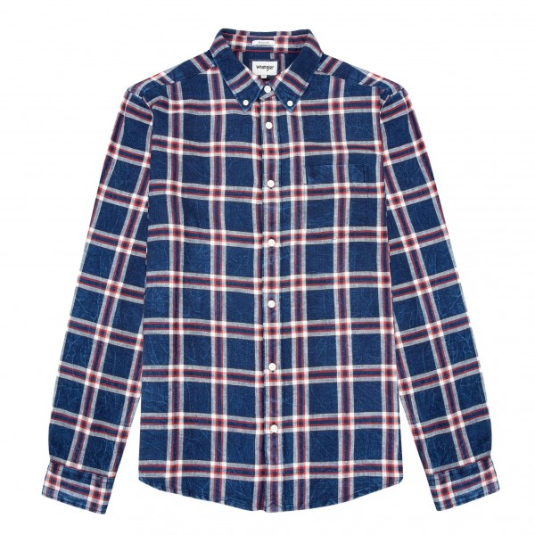 Wrangler Check shirt