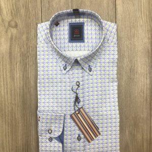 Carlo taupe shirt